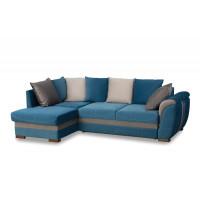 Угловой диван-кровать Стефани